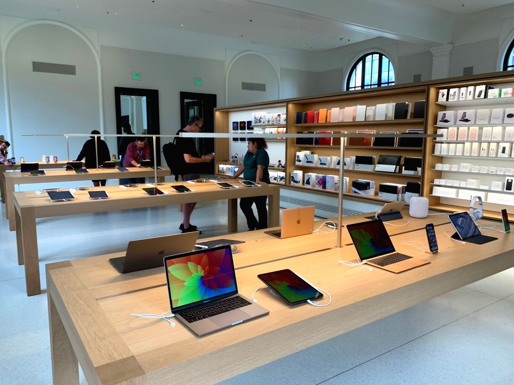 Apple likely to launch second store in S Korea this month (Photo: IANS)