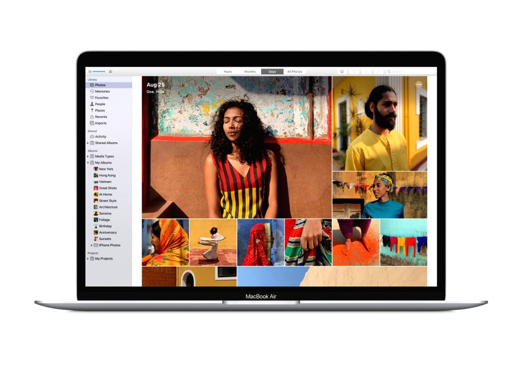 Apple on Wednesday updated its MacBook Air with two times faster performance, new Magic Keyboard and twice the storage at Rs 92,900.