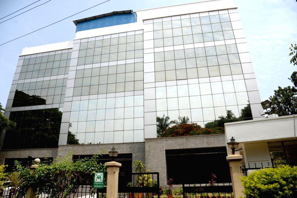 Apple's facility in Bengaluru. (File Photo: IANS)