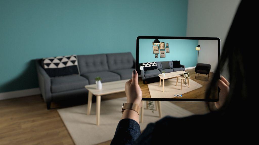 Apple unveils new iPad Pro with LiDAR Scanner, Magic Keyboard.