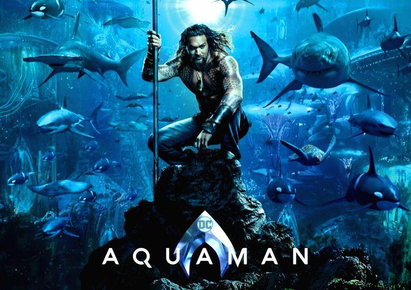 Aquaman. (Photo: Twitter/@aquamanmovie)