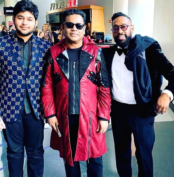 AR Rahman was spotted at the Grammys 2020, and the music maestro had been loading Instagram with posts and updates from the gala. From sharing videos of artiste performances to a sneak peek of his ...