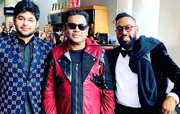 AR Rahman was spotted at the Grammys 2020, and the music maestro had been loading Instagram with posts and updates from the gala. From sharing videos of artiste performances to a sneak peek of his Grammys look, Rahman has shared several moments from
