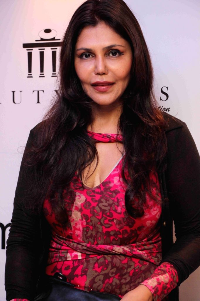 Architect and interior designer Nisha Jamwal during I am Woman event, in Mumbai on April 5, 2016.