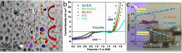 ARCI develops cost-effective catalysts for metal-air battery