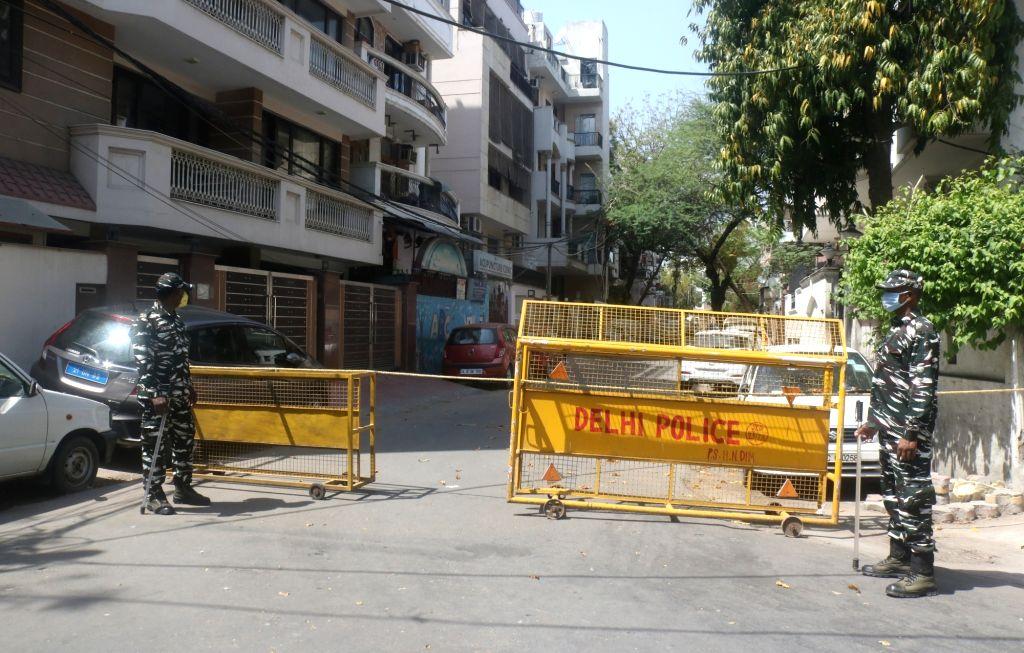 Areas in Zakir Nagar sealed, Delhi now has 30 containment zones