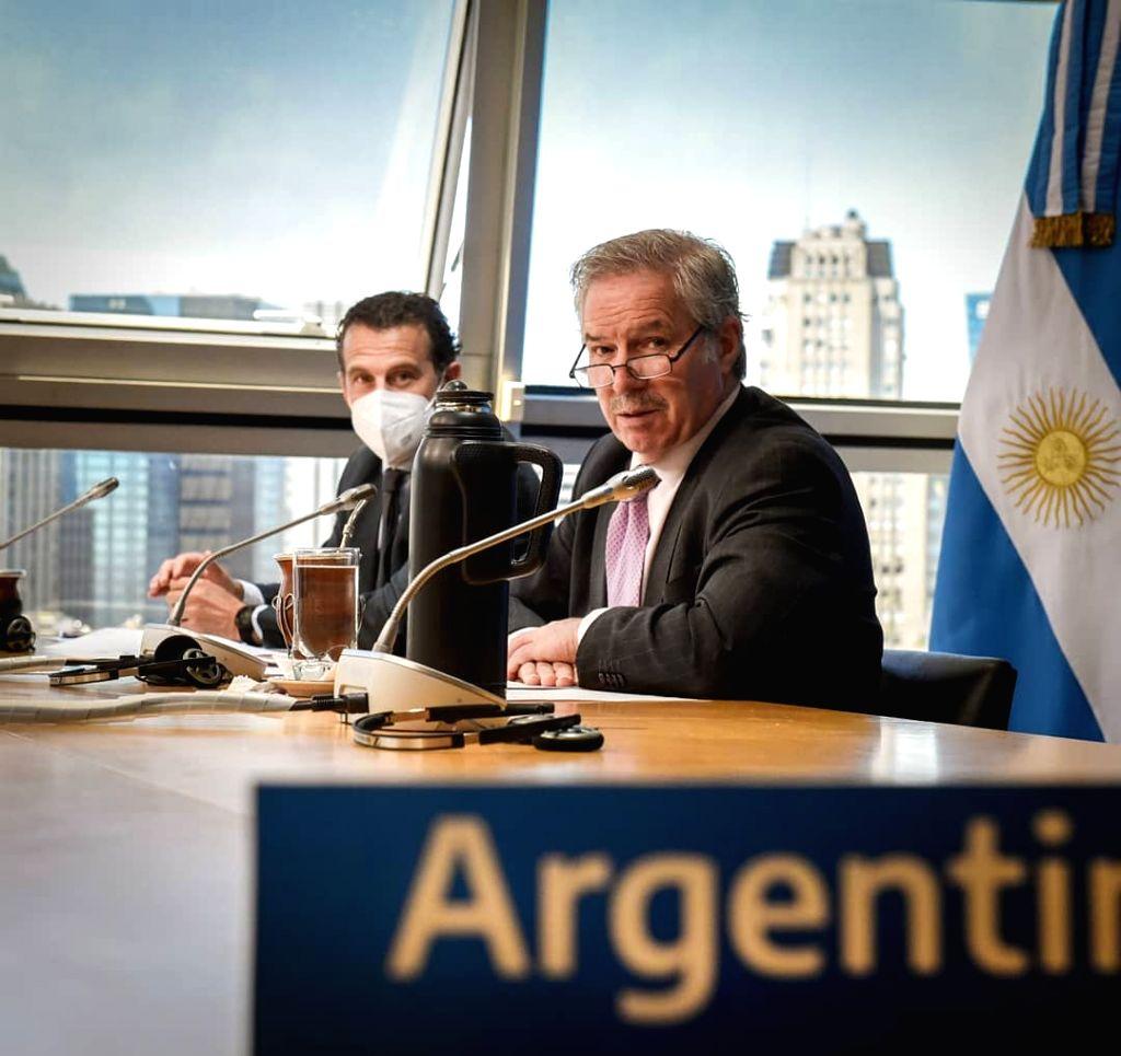 Argentina foreign affairs minister Felipe Sol. - Felipe Sol