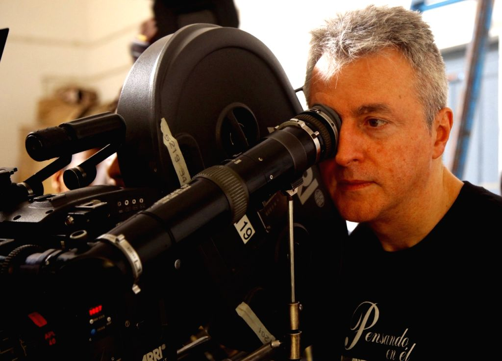 Argentine filmmaker Pablo Cesar