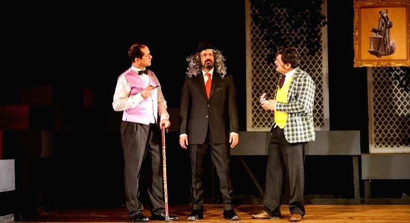 Arghya Lahiri, Nadir Khan to feature in a digital Sherlock Holmes parody (IANSlife) - Khan
