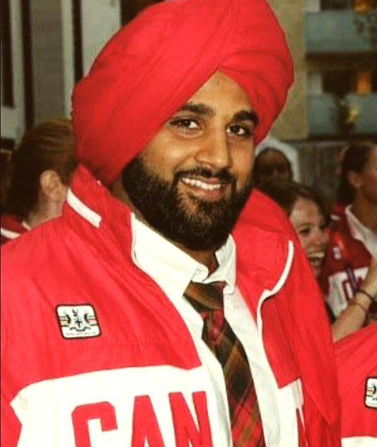 Arjan Singh Bhullar is planning to wear a turban at the Ultimate Fighting Championship on Vaisakhi, April 14, 2018, in Glendale, US,  as a show of pride in his Sikh faith and traditions. - Arjan Singh Bhullar