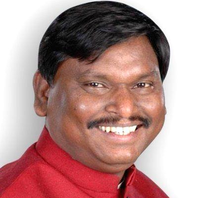 Arjun Munda. - Arjun Munda
