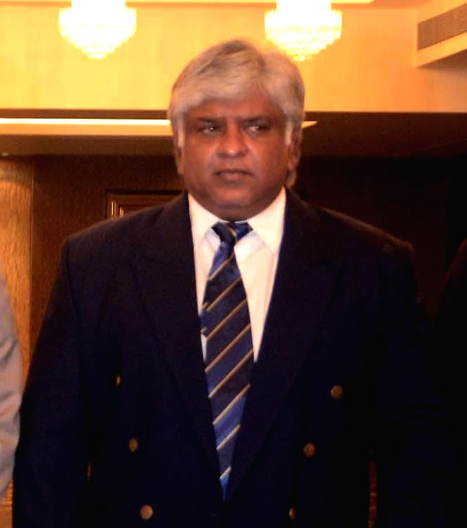 : Arjuna Ranatunga. (File Photo: IANS).