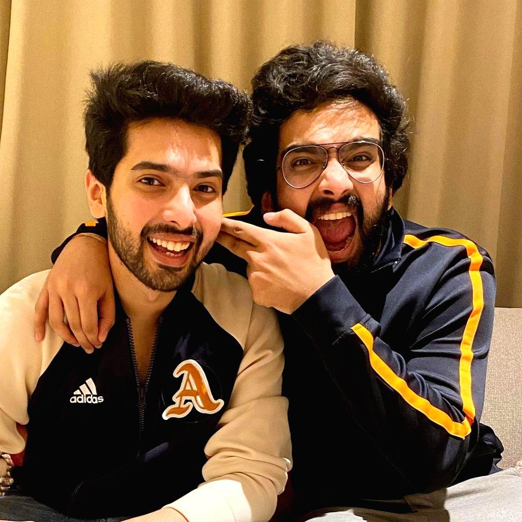 Armaan Malik to birthday boy Amaal: Whatever I am today is because of you - Malik