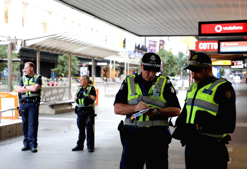 Armed man shot dead by police on Australia freeway