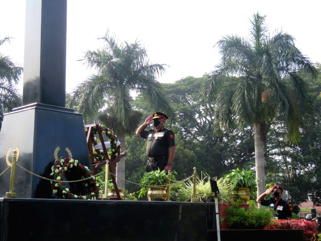 Army celebrates Infantry Day in Bengaluru with gaiety.