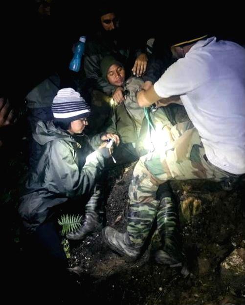 Army rescued lightning hit villagers in Arunachal Pradesh