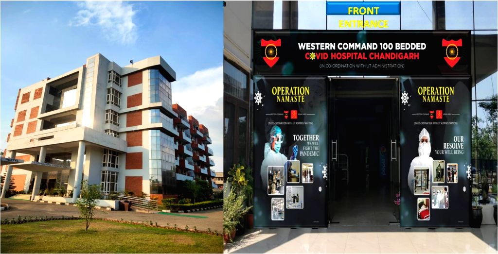 Army setting up oxygen plant, 3 Covid hospitals in Punjab, Haryana.