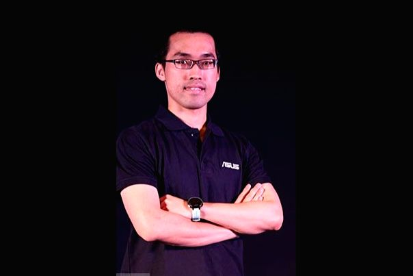 Arnold Su, Head of consumer Notebooks and ROG Business, ASUS India.