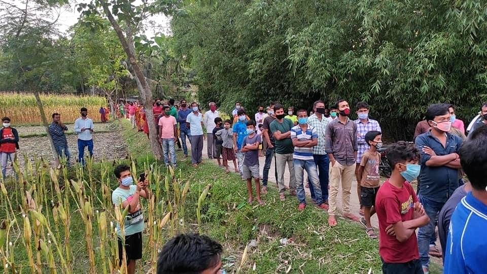 Around 400 BJP men, family members flee to Assam after post poll violence in Bengal