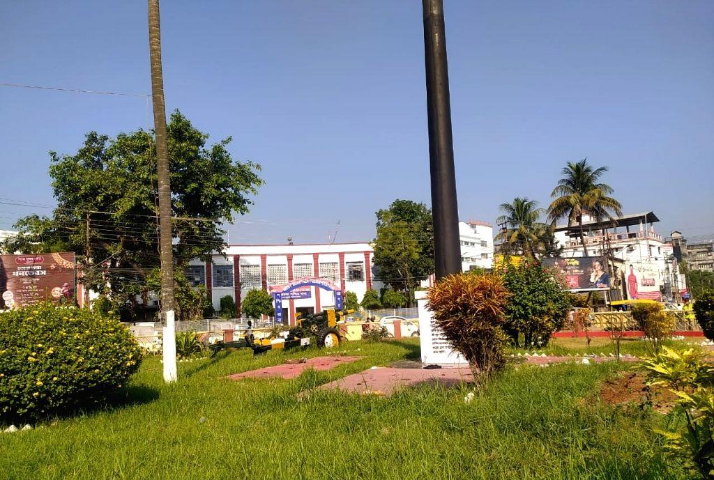 Around 5 decades later, 1971 India-Pak war memorial coming up in Tripura.