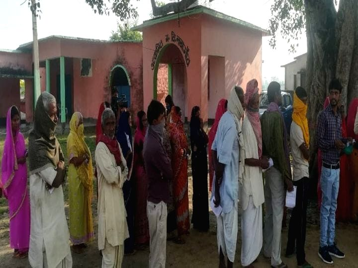 Around 7% polling recorded in Bihar in 2 hours