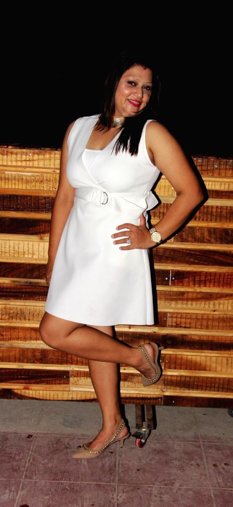 Arpana Singh Ahluwalia during the launch of Rude Lounge`s Powai branch opening in Mumbai on June 14, 2014. - Arpana Singh Ahluwalia