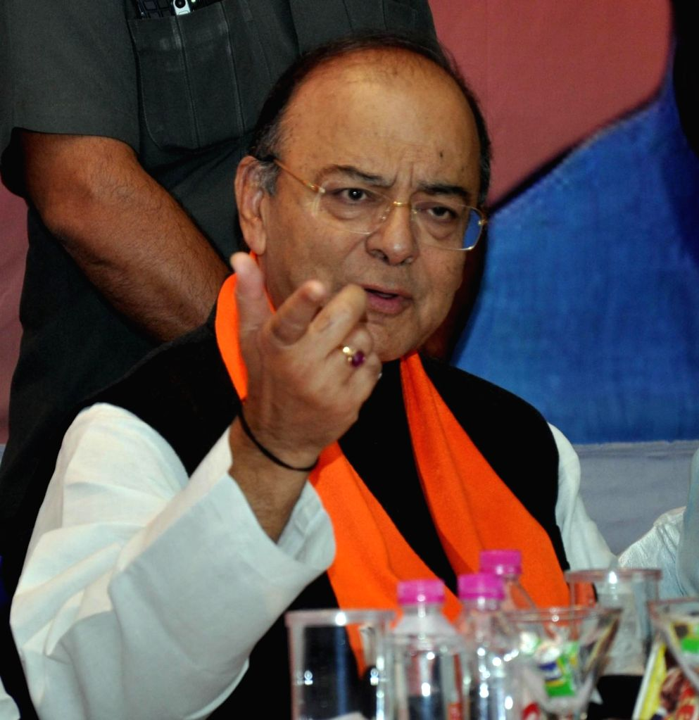 Arun Jaitley. (File Photo: IANS) - Arun Jaitley