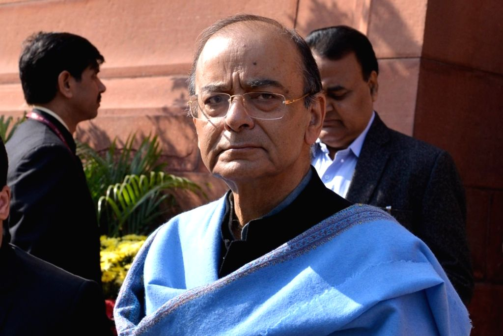 Arun Jaitley . (File Photo: IANS) - Arun Jaitley