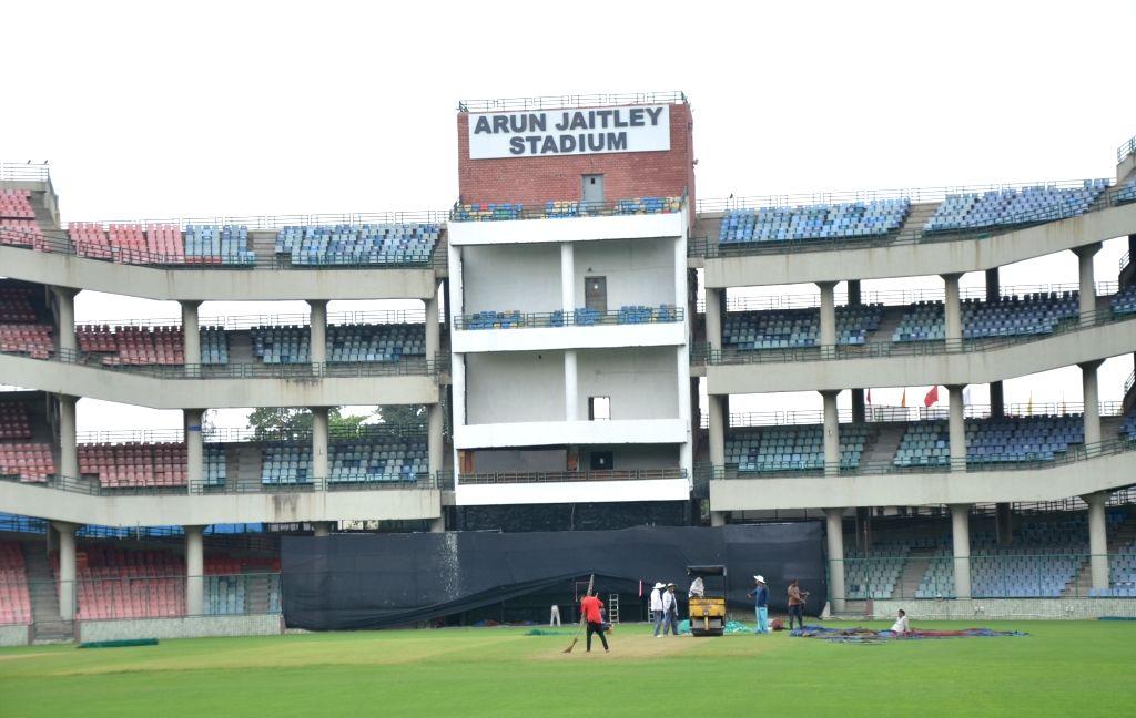 Arun Jaitley Stadium. (File Photo: IANS) - Arun Jaitley Stadium