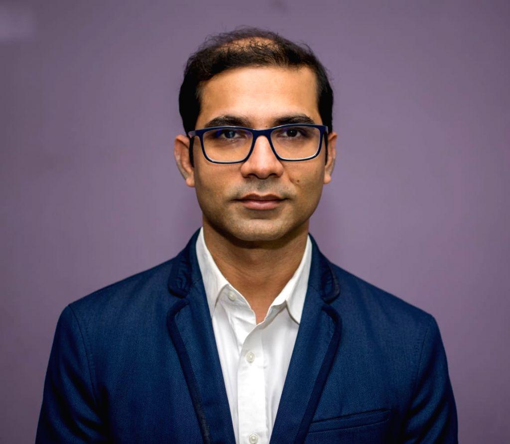 Arunabh Kumar. - Arunabh Kumar