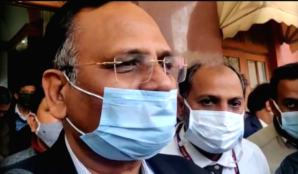 As India begins world's largest immunization drive amid concerns over rushed approval to the vaccines by the drug regulator, Delhi Health Minister Satyendar Jain on Saturday assured people that there ... - Satyendar Jain