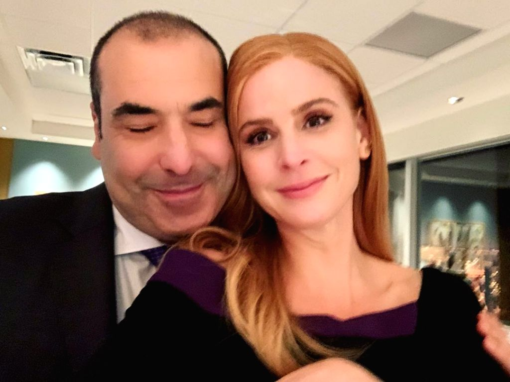 """As popular law drama """"Suits"""" is coming to end with its ninth season in September, the lead actors including Gabriel Macht and Sarah Rafferty became nostalgic and penned down emotional posts on social media."""