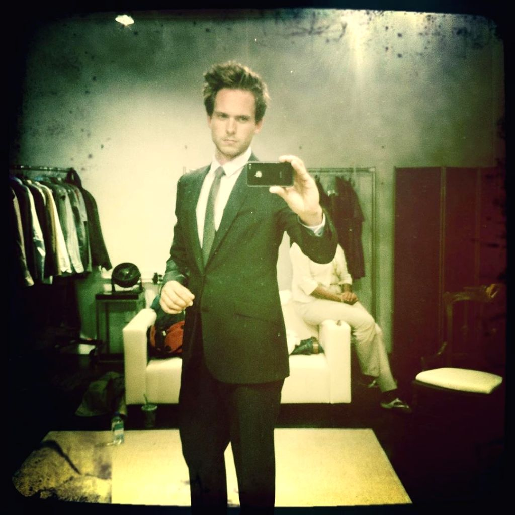 """As the finale episode of the popular show """"Suits"""" is going to air this week, actor Patrick Adams, who essayed the role of Mike Ross in the legal drama, has shared a few unseen pictures from ... - Patrick Adams"""