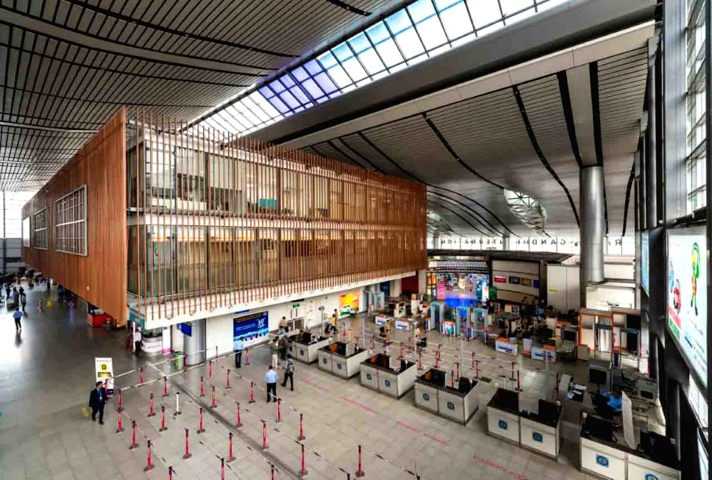 As the passenger footfall grows steadily after relaxation of Covid lockdown, GMR Hyderabad International Airport has registered 37,000 passengers on a single day for domestic operations ...