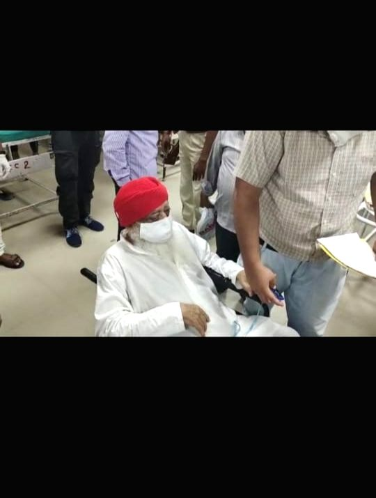 Asaram shifted to ICU in Jodhpur after testing Covid positive.