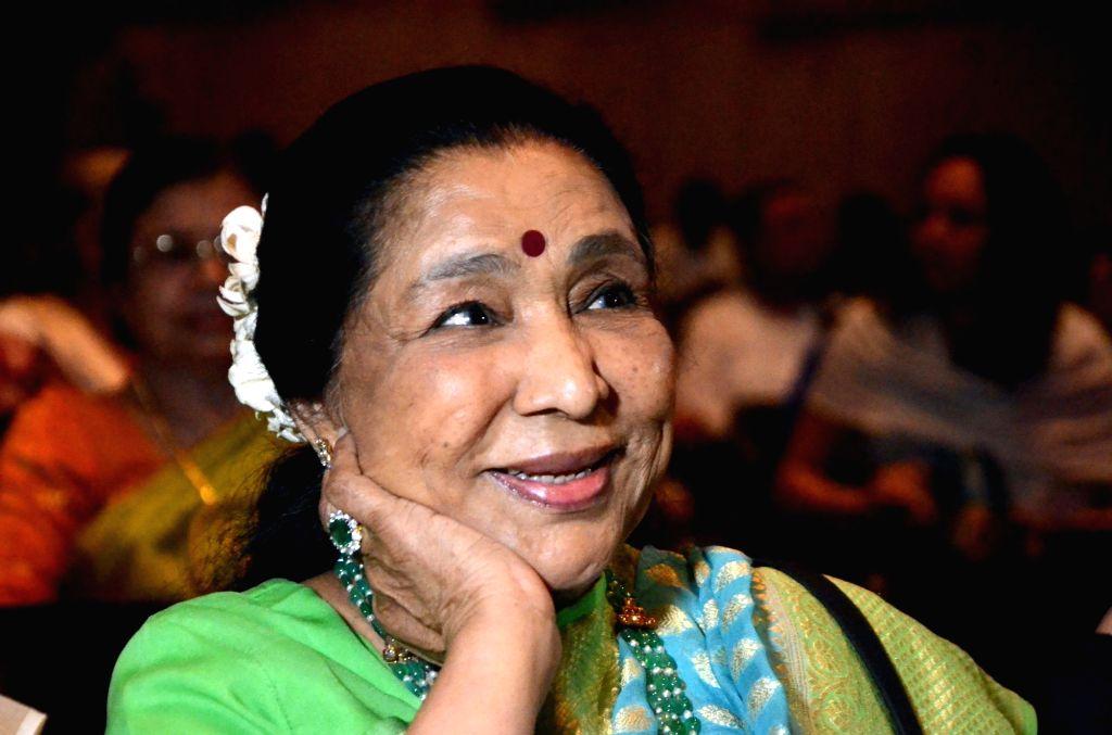 Asha Bhosle at 88: My speed and efficiency make me feel I'm 40 - Asha Bhosle