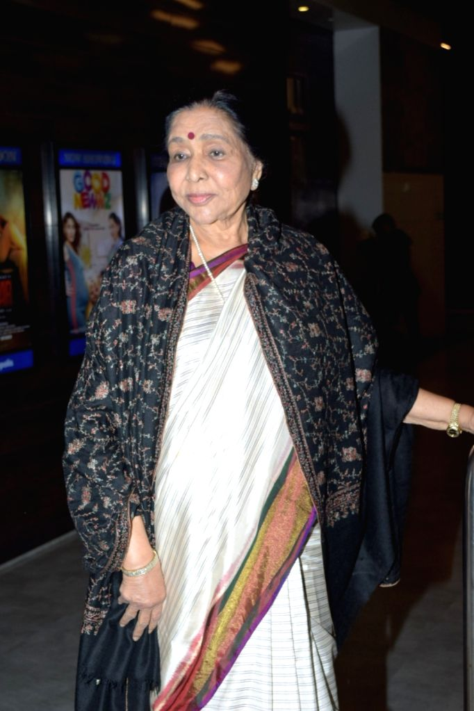 Asha Bhosle  (Photo: IANS) - Asha Bhosle