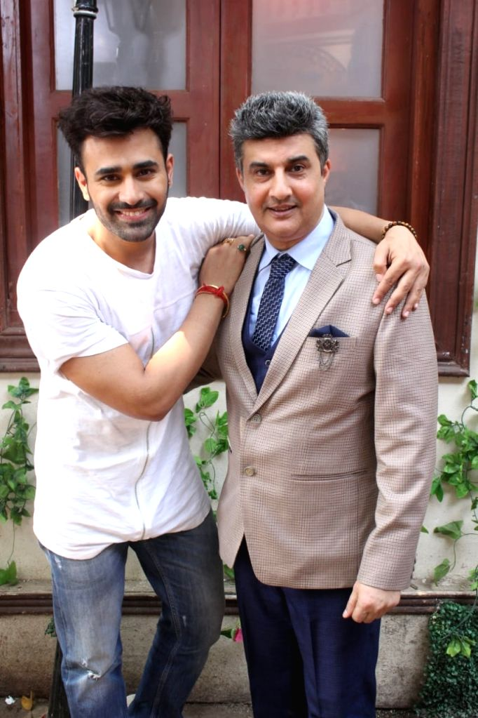 Ashish Kaul and Pearl V. Puri back as father-son duo on screen.
