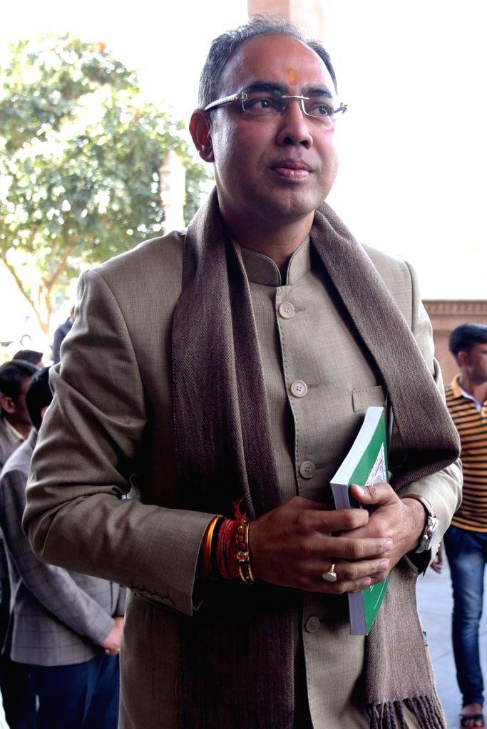 Ashok Lahoti. (Photo: IANS)