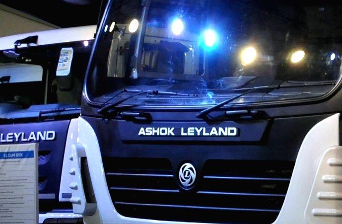 Ashok Leyland.