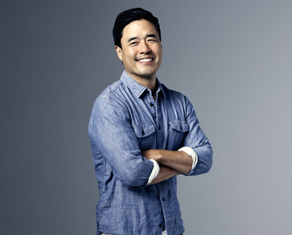 Asian-American actor Randall Park. - Randall Park