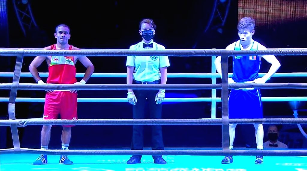 Asian boxing: 3 Indians in semis, assured of medals