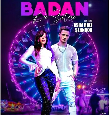 Asim Riaz gives new twist to Rafi classic 'Badan pe sitare'