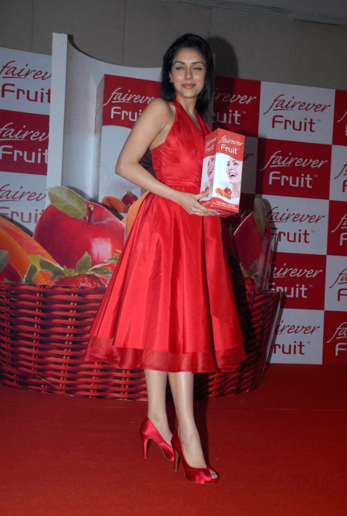 Asin promotes fairever fruit.