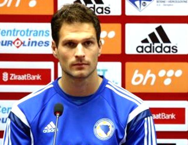 Asmir Begovic.