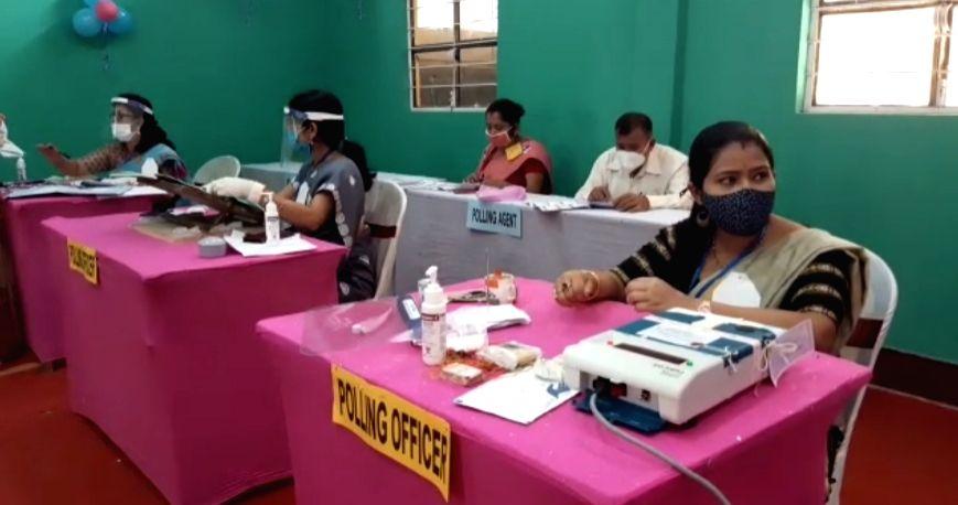 Assam's polling.
