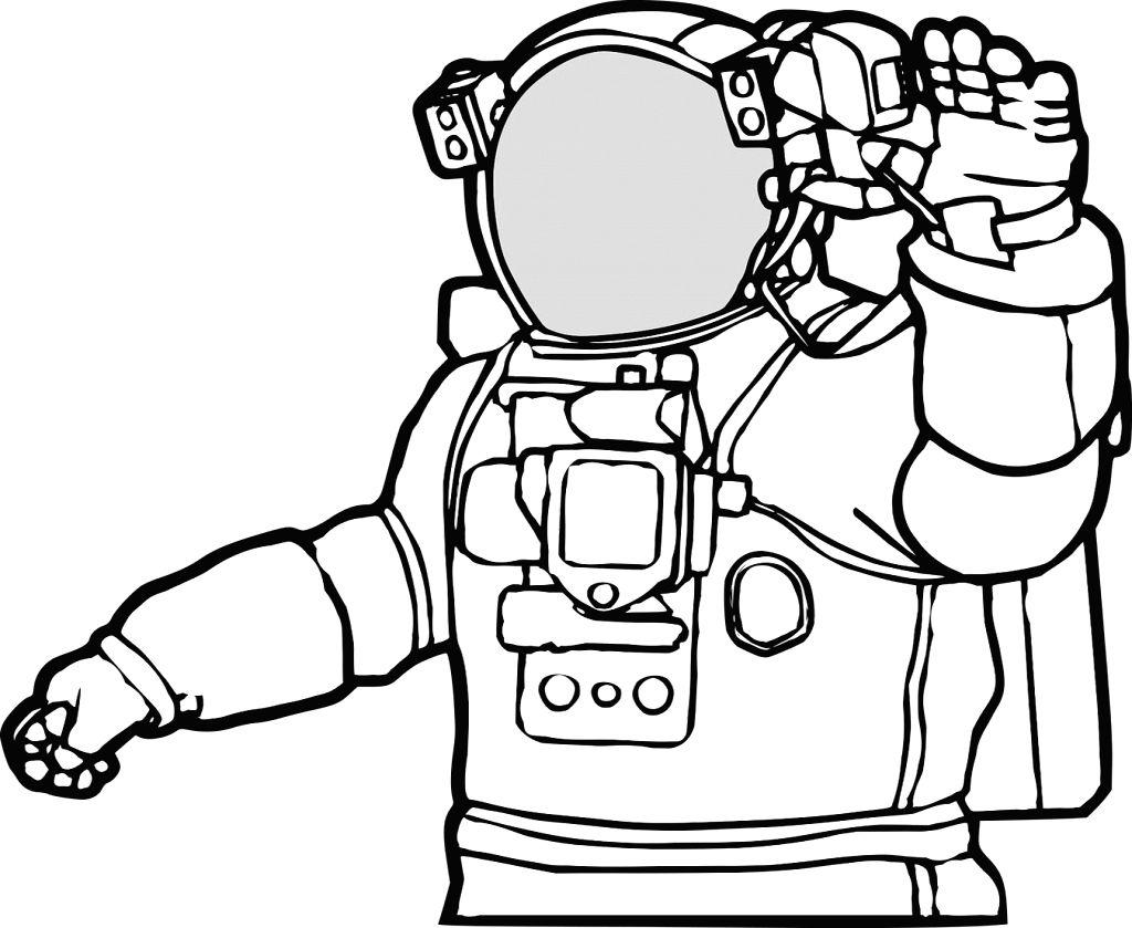 Astronaut. (File Photo: IANS)