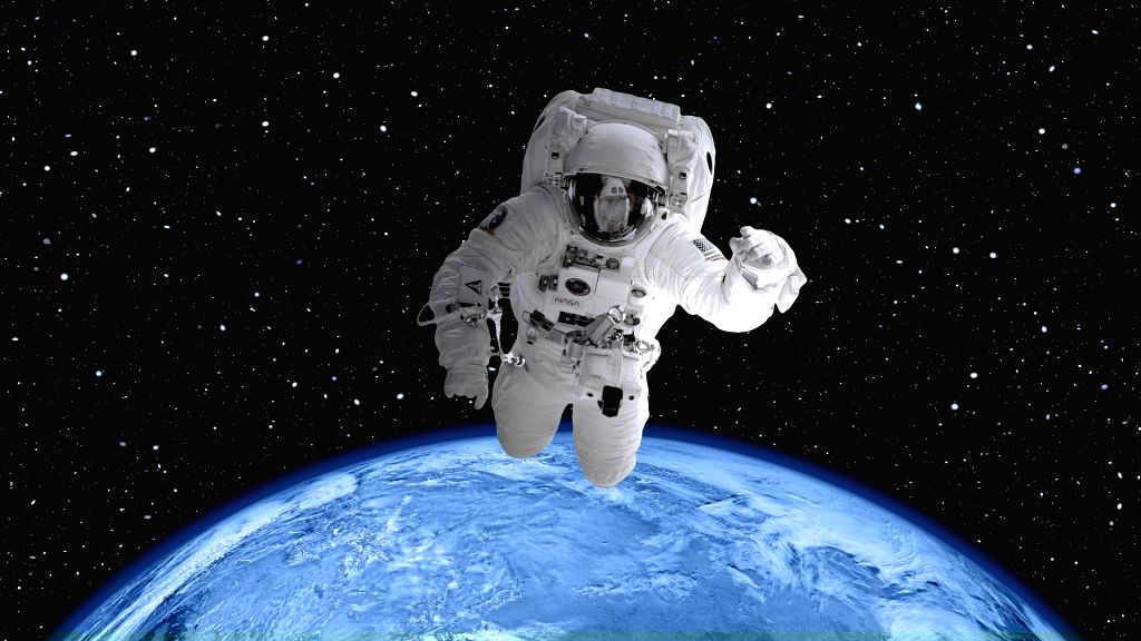 Astronaut. (File Photo: IANS)