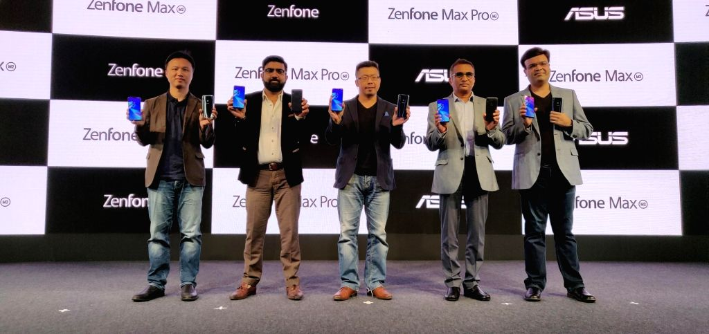 ASUS India Regional Head (South Asia and Country Manager) Peter Chang, Flipkart Senior Director Aditya Soni, ASUS Regional Head (India and South Asia) Leon Yu, Qualcomm India Country ... - Dinesh Sharma