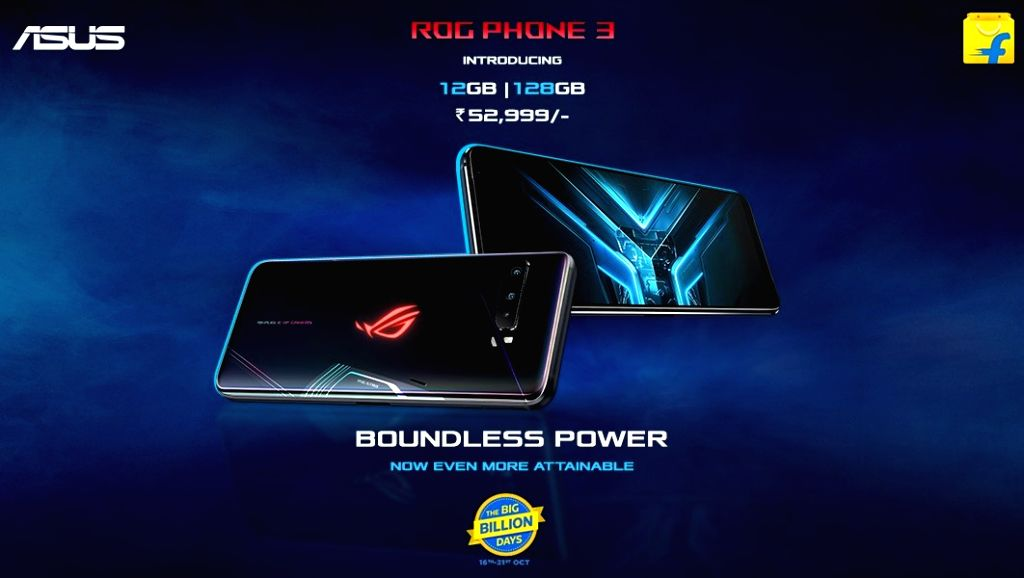 ASUS launches new variant of ROG Phone 3 in India